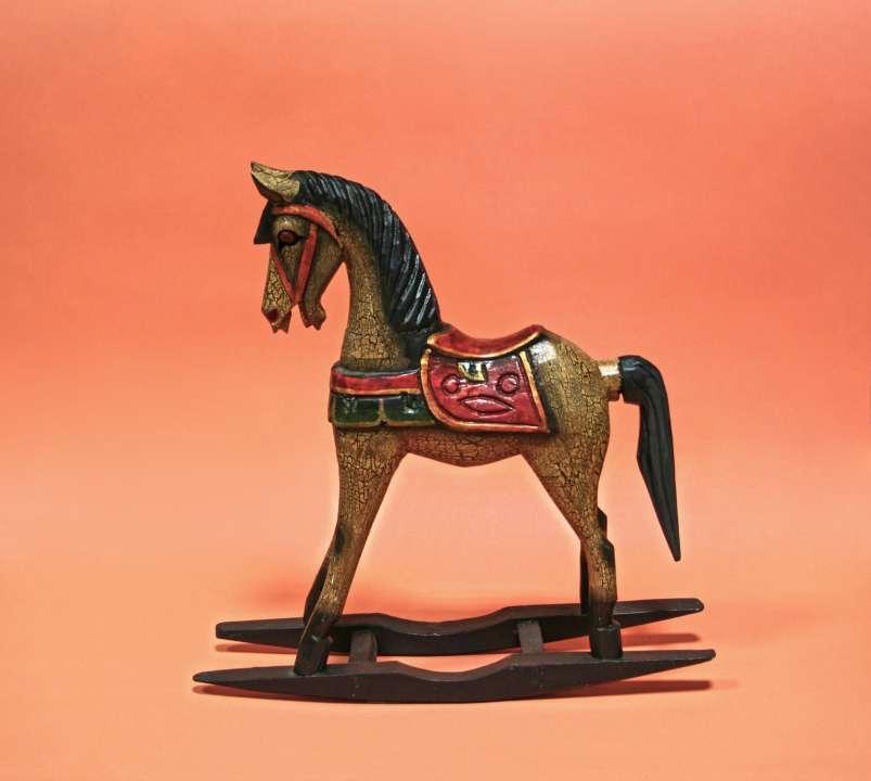 Hojdací kôň