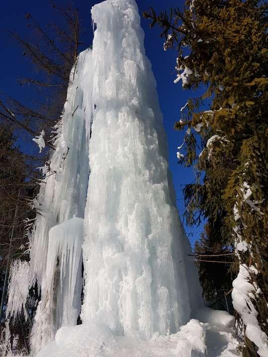 ľadové útvary