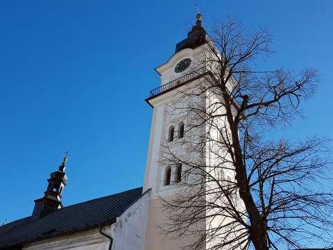 Kostol Poprad-Veľká