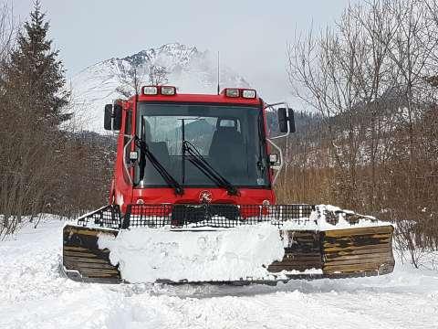 Snežná rolba