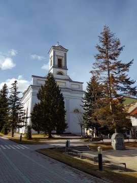 Evanjelický Kostol Svätej Trojice