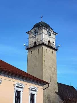 Kostolná veža Poprad