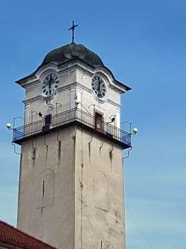 Kostolná veža