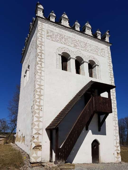 Renesančná zvonica z r. 1629