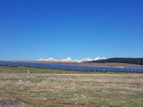 Solárna elektráreň pod Tatrami