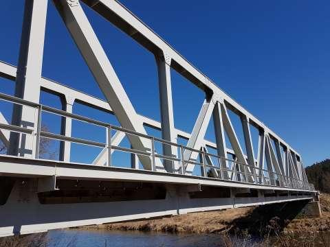 Mostná konštrukcia
