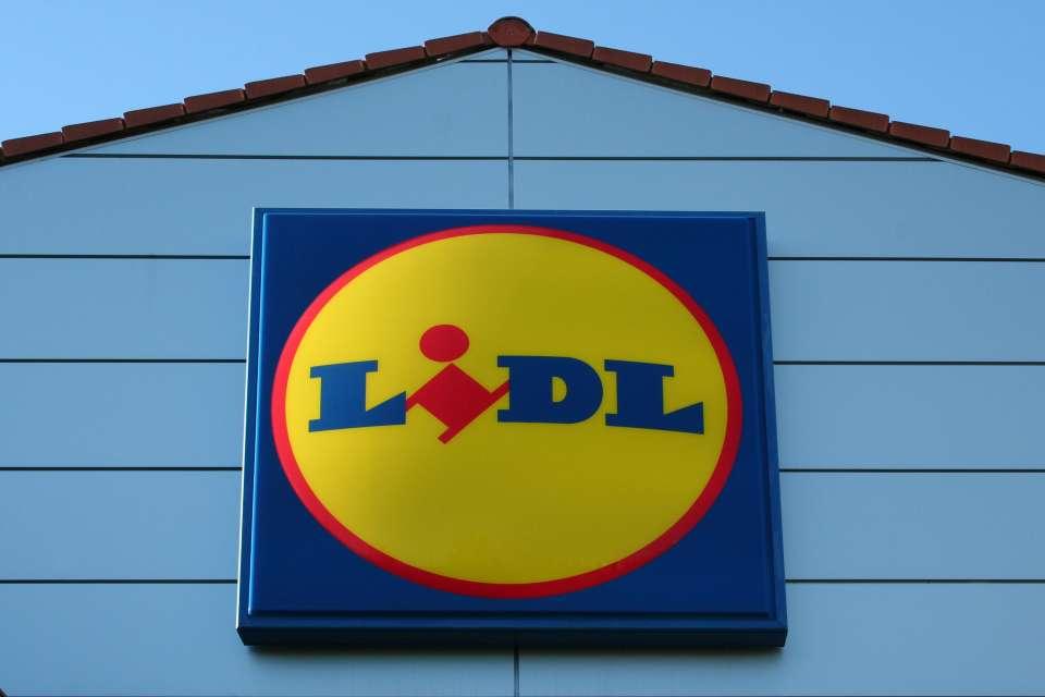 predajňa Lidl