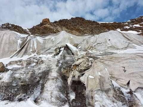 Prikrytý ľadovec