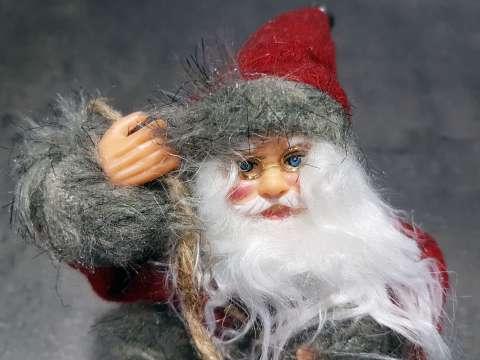 Santa Claus figurka