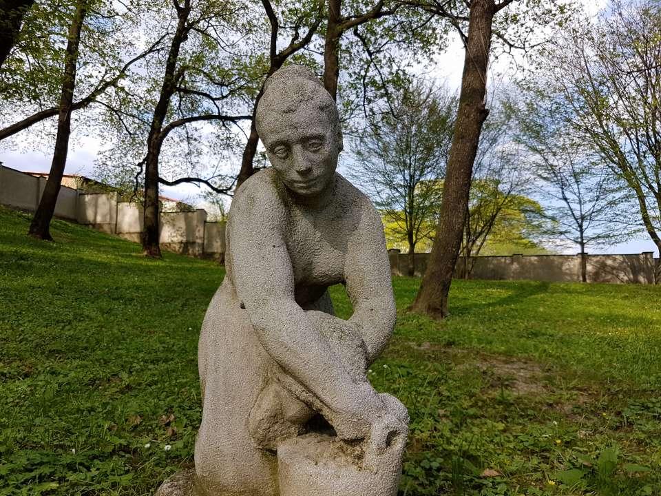 Valerián Vavro - Spomienka na matku
